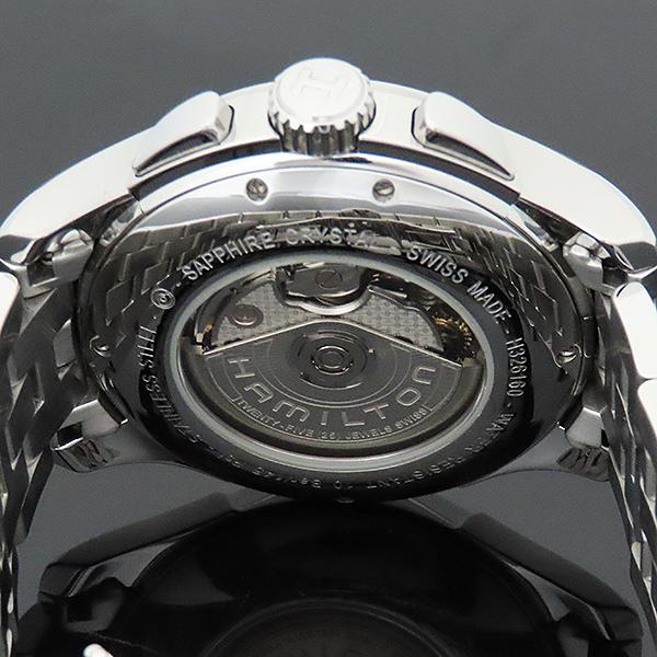 HAMILTON(해밀턴) H32616153 재즈마스터 데이트 크로노그래프 오토매틱 스틸 남성용 시계 [부산서면롯데점] 이미지6 - 고이비토 중고명품
