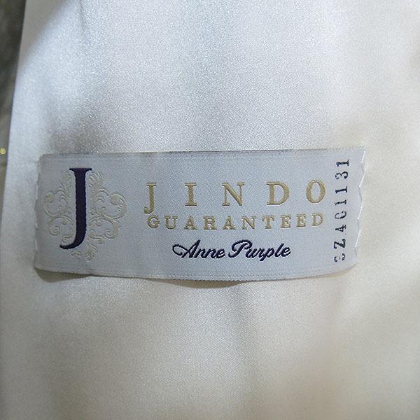 JINDO(진도) ELFEE 엘페 GUARANTEED 베이비 핑크 100% 밍크메일 여성용 후드 하프코트 [대구동성로점] 이미지4 - 고이비토 중고명품
