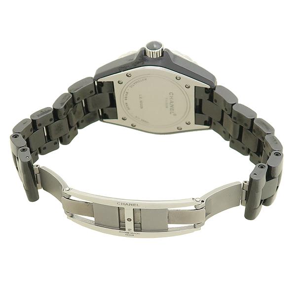 Chanel(샤넬) H1625 J12 33MM 블랙 세라믹 12포인트 다이아 남여공용 시계 [강남본점] 이미지3 - 고이비토 중고명품