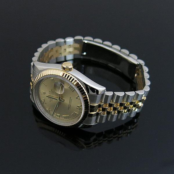 Rolex(로렉스) 116233 18K 콤비 DATEJUST(데이저스트) 로마자 남성용 시계 [대구동성로점] 이미지3 - 고이비토 중고명품