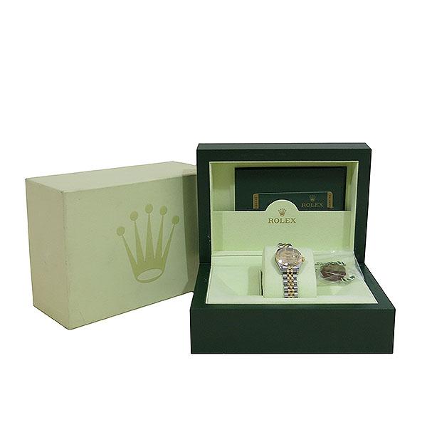 Rolex(로렉스) 179173 로마 인덱스 18K 콤비 여성용 오토매틱 시계 [대구동성로점]
