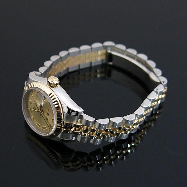 Rolex(로렉스) 179173 로마 인덱스 18K 콤비 여성용 오토매틱 시계 [대구동성로점] 이미지3 - 고이비토 중고명품