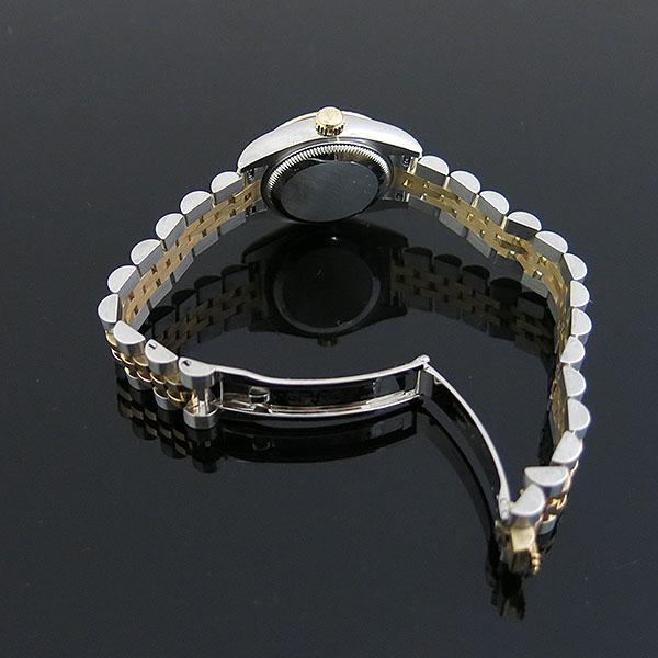 Rolex(로렉스) 179173 로마 인덱스 18K 콤비 여성용 오토매틱 시계 [대구동성로점] 이미지6 - 고이비토 중고명품