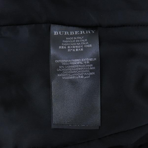 Burberry(버버리) 4496468 레드 컬러 캐시미어 여성용 코트 [강남본점] 이미지5 - 고이비토 중고명품