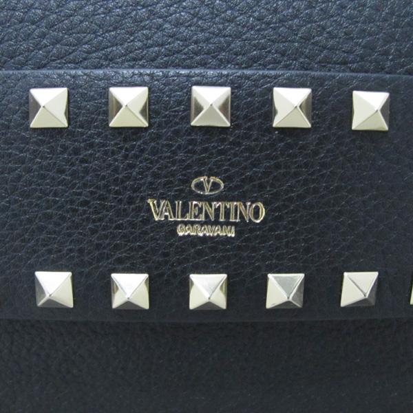 VALENTINO(발렌티노) ZW2B0E86 블랙 락스터드 스몰 카메라 클러치 겸 크로스백 [대전본점] 이미지6 - 고이비토 중고명품