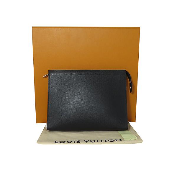 Louis Vuitton(루이비통) M30547 타이가 레더 포쉐트 보야주 MM 클러치 백 [대전본점]