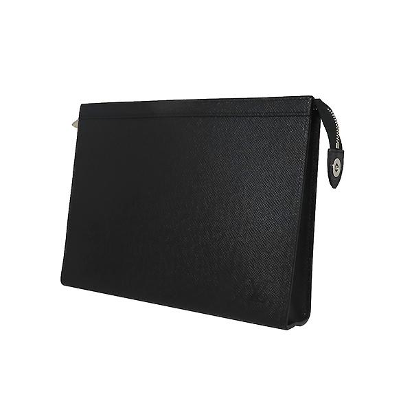 Louis Vuitton(루이비통) M30547 타이가 레더 포쉐트 보야주 MM 클러치 백 [대전본점] 이미지3 - 고이비토 중고명품