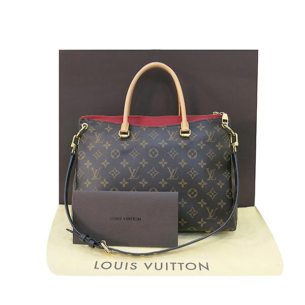 Louis Vuitton(루이비통) M41175 모노그램 캔버스 Cherry 팔라스 토트백 + 숄더 스트랩 2WAY [부산센텀본점]