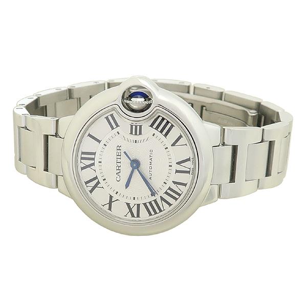 Cartier(까르띠에) W6920071 BALLON BLEU 발롱블루 드 까르띠에 33MM 오토매틱 여성용 시계 [강남본점] 이미지2 - 고이비토 중고명품