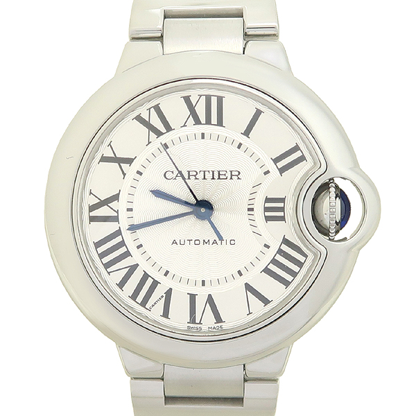 Cartier(까르띠에) W6920071 BALLON BLEU 발롱블루 드 까르띠에 33MM 오토매틱 여성용 시계 [강남본점] 이미지5 - 고이비토 중고명품