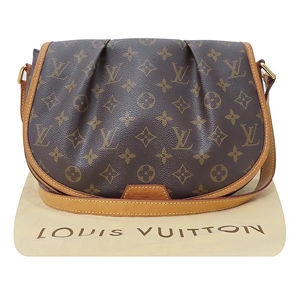 Louis Vuitton(루이비통) M40474 모노그램 캔버스 메닐몽땅 PM 크로스백 [부산서면롯데점]