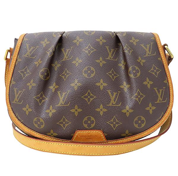 Louis Vuitton(루이비통) M40474 모노그램 캔버스 메닐몽땅 PM 크로스백 [부산서면롯데점] 이미지2 - 고이비토 중고명품