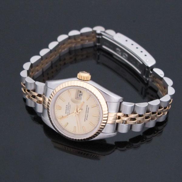 Rolex(로렉스) 69173 18K 콤비 보카시판 DATE JUST(데이트 저스트) 여성용 시계 [대구동성로점] 이미지2 - 고이비토 중고명품