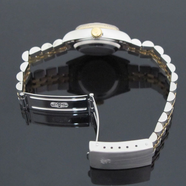Rolex(로렉스) 69173 18K 콤비 보카시판 DATE JUST(데이트 저스트) 여성용 시계 [대구동성로점] 이미지3 - 고이비토 중고명품