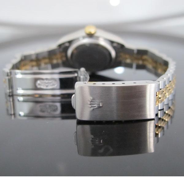 Rolex(로렉스) 69173 18K 콤비 보카시판 DATE JUST(데이트 저스트) 여성용 시계 [대구동성로점] 이미지4 - 고이비토 중고명품