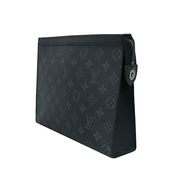 Louis Vuitton(루이비통) M61692 모노그램 이클립스 포쉐트 보야주 MM 클러치백 [부산센텀본점] 이미지3 - 고이비토 중고명품