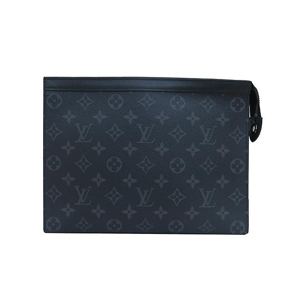 Louis Vuitton(루이비통) M61692 모노그램 이클립스 포쉐트 보야주 MM 클러치백 [부산센텀본점] 이미지2 - 고이비토 중고명품