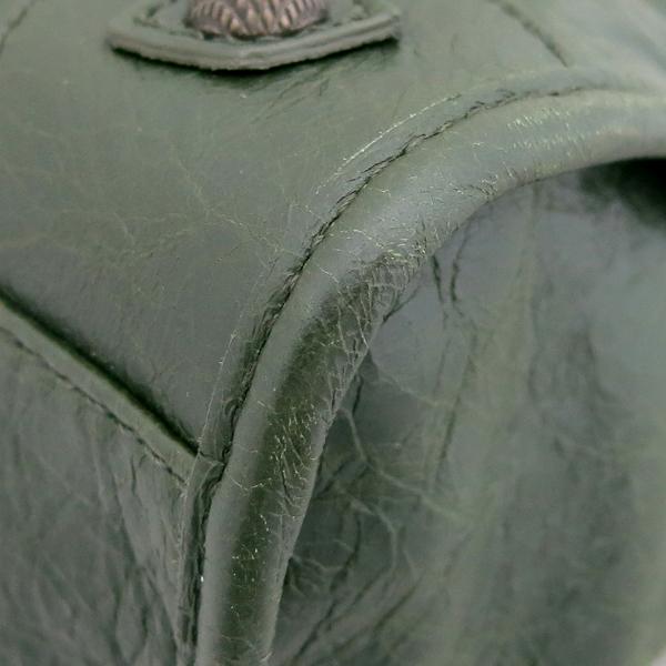 Balenciaga(발렌시아가) 281770 카키 레더 뉴 자이언트 시티 토트백 + 숄더스트랩 [동대문점] 이미지6 - 고이비토 중고명품