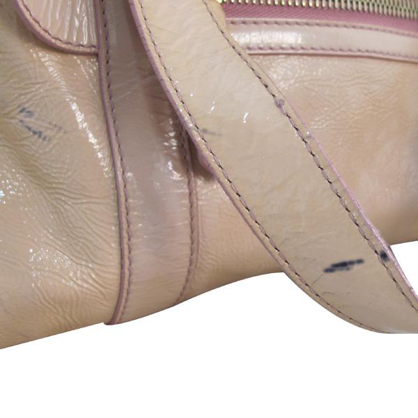 Fendi(펜디) 8BN205 골드 메탈 로고 페이던트 레더 숄더백 [대구반월당본점] 이미지6 - 고이비토 중고명품