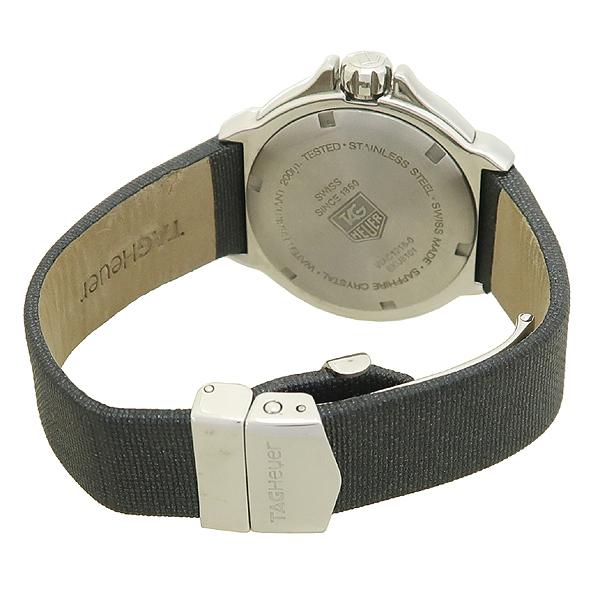 Tag Heuer(태그호이어) WAC1218 베젤 다이아 포뮬러원 실크 밴드 여성용 시계 [강남본점] 이미지3 - 고이비토 중고명품