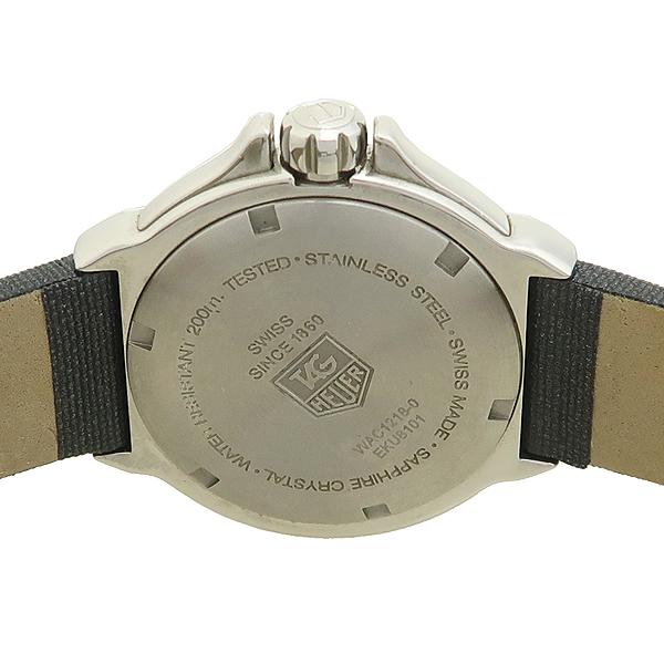 Tag Heuer(태그호이어) WAC1218 베젤 다이아 포뮬러원 실크 밴드 여성용 시계 [강남본점] 이미지4 - 고이비토 중고명품