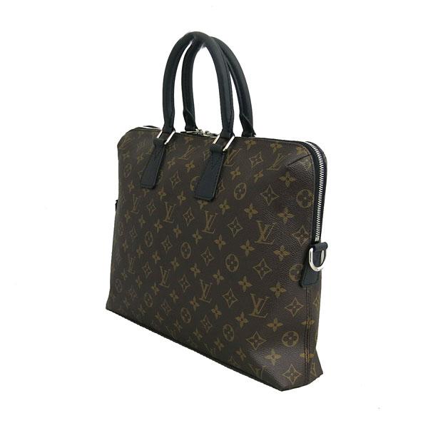 Louis Vuitton(루이비통) M40868 모노그램 마카사르 캔버스 주르 서류가방 [동대문점] 이미지2 - 고이비토 중고명품
