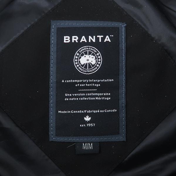 CANADA GOOSE(캐나다구스) 2554L BRANTA 블랙 라벨 여성용 거위털 롱 패딩 [강남본점] 이미지4 - 고이비토 중고명품