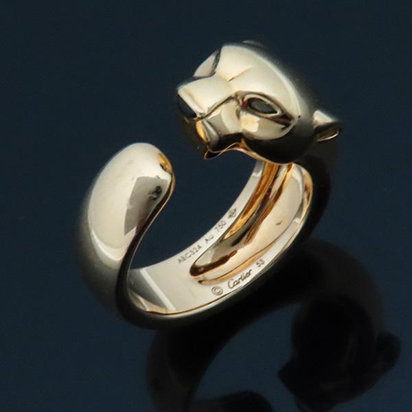 Cartier(까르띠에) B4085953 옐로우 골드(AU 750) 팬더 드 까르띠에 링 반지 - 13호 [인천점] 이미지4 - 고이비토 중고명품