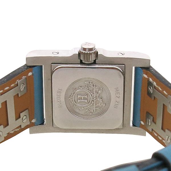 Hermes(에르메스) ME2.210 메도르 은장 가죽밴드 여성용 시계 [강남본점] 이미지4 - 고이비토 중고명품