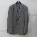 아르마니 체크 자켓