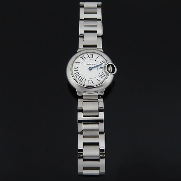 Cartier(까르띠에) W69010Z4 발롱블루 드 까르띠에 S사이즈 쿼츠 28MM 스틸 여성용 시계 [대전본점] 이미지2 - 고이비토 중고명품