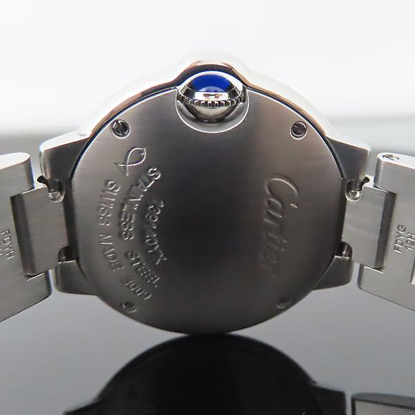 Cartier(까르띠에) W69010Z4 발롱블루 드 까르띠에 S사이즈 쿼츠 28MM 스틸 여성용 시계 [대전본점] 이미지6 - 고이비토 중고명품
