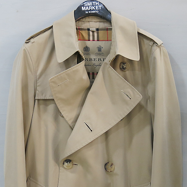 Burberry(버버리) 40734921 THE CHELSEA(미드 렝스 첼시 헤리티지) 남성용 트렌치 코트 [부산센텀본점] 이미지3 - 고이비토 중고명품