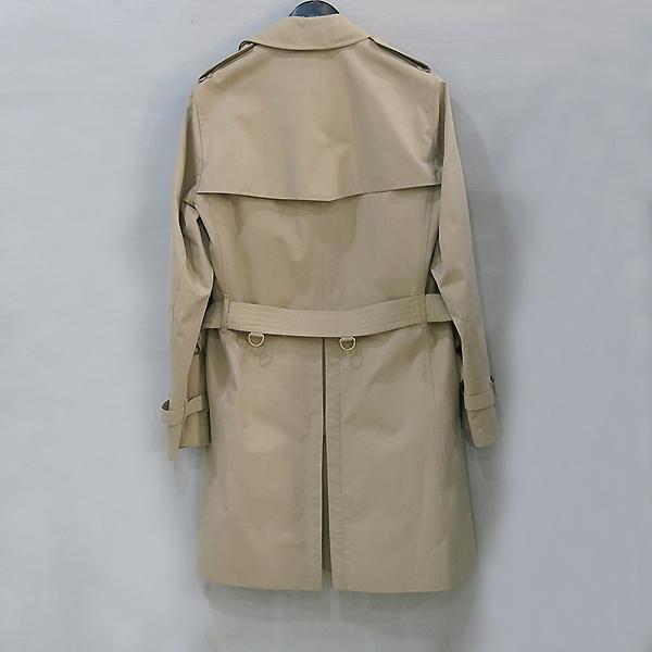 Burberry(버버리) 40734921 THE CHELSEA(미드 렝스 첼시 헤리티지) 남성용 트렌치 코트 [부산센텀본점] 이미지4 - 고이비토 중고명품