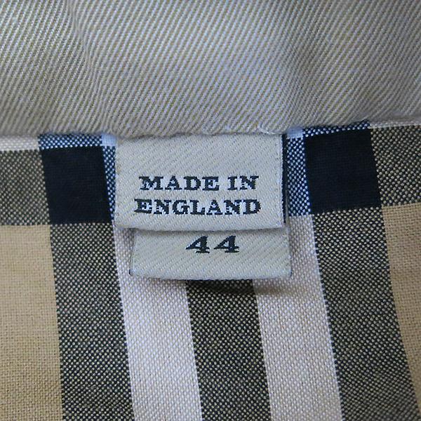 Burberry(버버리) 40734921 THE CHELSEA(미드 렝스 첼시 헤리티지) 남성용 트렌치 코트 [부산센텀본점] 이미지5 - 고이비토 중고명품