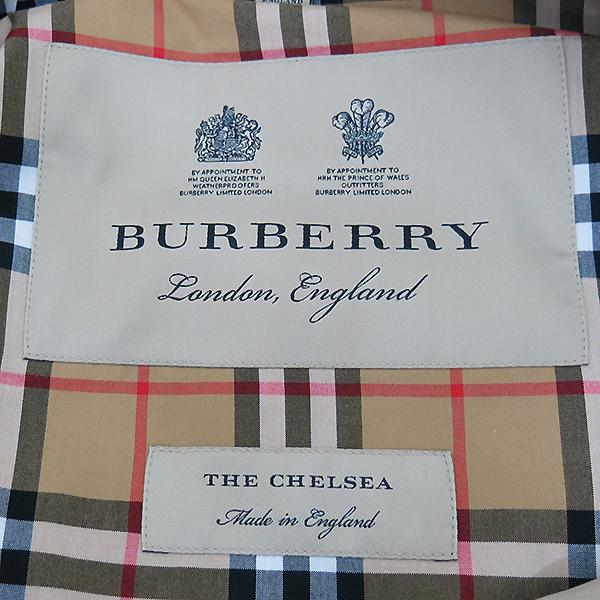 Burberry(버버리) 40734921 THE CHELSEA(미드 렝스 첼시 헤리티지) 남성용 트렌치 코트 [부산센텀본점] 이미지6 - 고이비토 중고명품