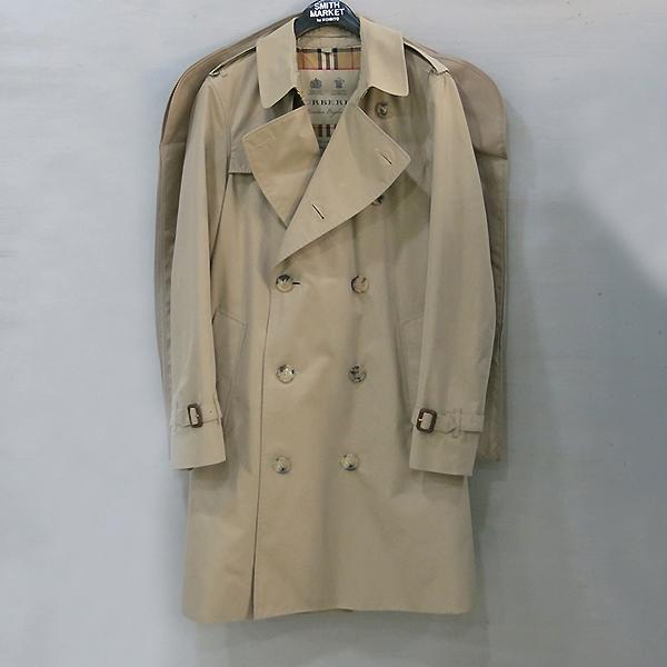 Burberry(버버리) 40734921 THE CHELSEA(미드 렝스 첼시 헤리티지) 남성용 트렌치 코트 [부산센텀본점]