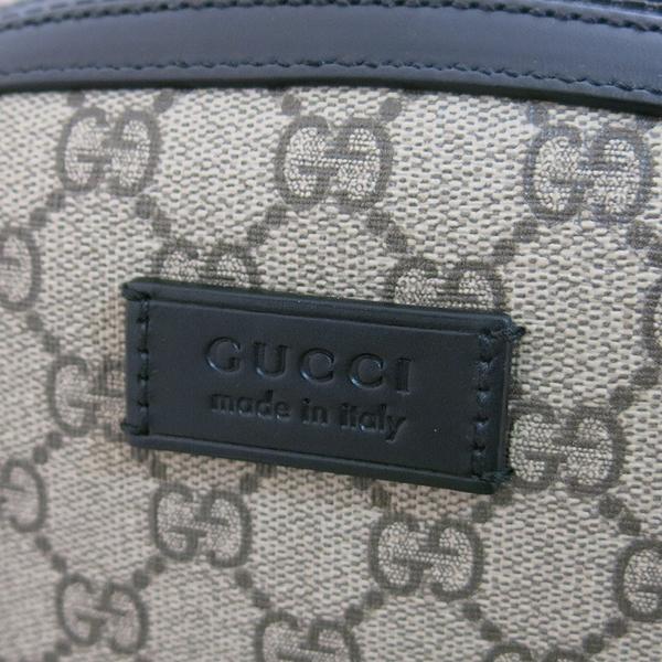 Gucci(구찌) 406370 KLQAX 9772 GG 수프림 캔버스 블랙 트리밍 원포켓 집업 EDEN(에덴) 백팩 [대구동성로점] 이미지6 - 고이비토 중고명품