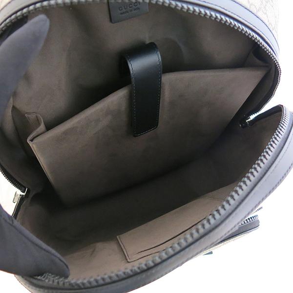 Gucci(구찌) 406370 KLQAX 9772 GG 수프림 캔버스 블랙 트리밍 원포켓 집업 EDEN(에덴) 백팩 [대구동성로점] 이미지7 - 고이비토 중고명품