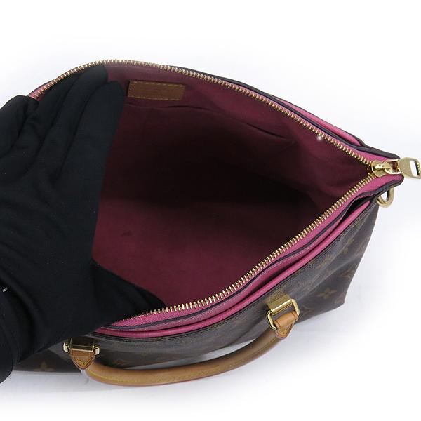 Louis Vuitton(루이비통) M41466 모노그램 캔버스 팔라스 MM 토트백 + 숄더 스트랩 2WAY [강남본점] 이미지6 - 고이비토 중고명품