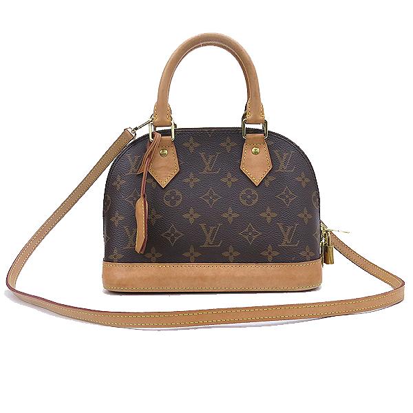 Louis Vuitton(루이비통) M53152 모노그램 캔버스 알마 BB 토트백+숄더스트랩 [강남본점] 이미지2 - 고이비토 중고명품