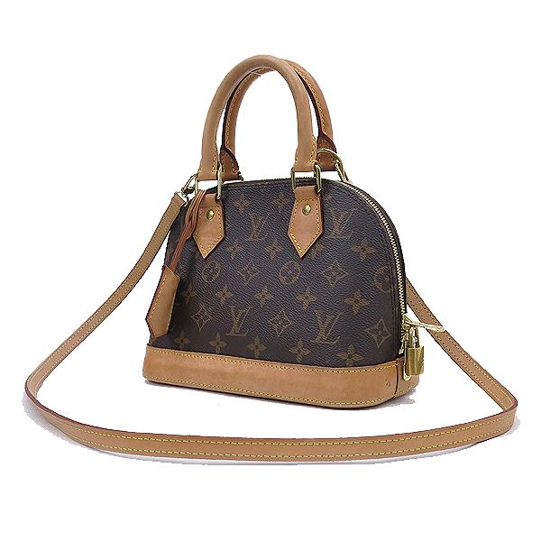 Louis Vuitton(루이비통) M53152 모노그램 캔버스 알마 BB 토트백+숄더스트랩 [강남본점] 이미지3 - 고이비토 중고명품