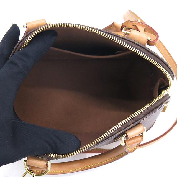Louis Vuitton(루이비통) M53152 모노그램 캔버스 알마 BB 토트백+숄더스트랩 [강남본점] 이미지6 - 고이비토 중고명품