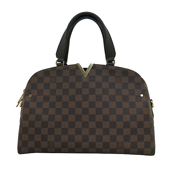 Louis Vuitton(루이비통) N41505 다미에 에벤 캔버스 켄싱턴 보울링 토트백 [부산센텀본점]