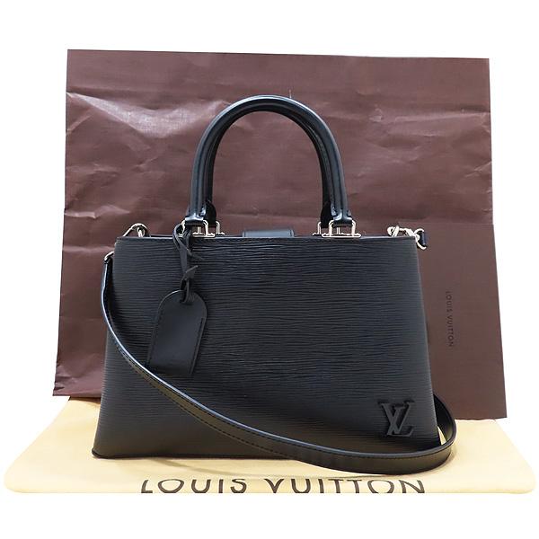 Louis Vuitton(루이비통) M51334 에삐 레더 KLEBER 클레버 PM 토트백 + 숄더스트랩 2WAY [인천점]