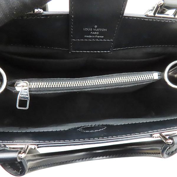 Louis Vuitton(루이비통) M51334 에삐 레더 KLEBER 클레버 PM 토트백 + 숄더스트랩 2WAY [인천점] 이미지7 - 고이비토 중고명품