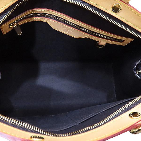 Louis Vuitton(루이비통) M91619 모노그램 베르니 아마랑뜨 브레아 MM 토트백 + 숄더스트랩 [인천점] 이미지7 - 고이비토 중고명품