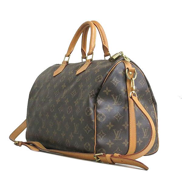 Louis Vuitton(루이비통) M40392 모노그램 캔버스 반둘리에 스피디 35 토트백+숄더스트랩 2WAY [동대문점] 이미지3 - 고이비토 중고명품