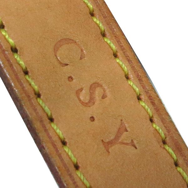 Louis Vuitton(루이비통) M40392 모노그램 캔버스 반둘리에 스피디 35 토트백+숄더스트랩 2WAY [동대문점] 이미지5 - 고이비토 중고명품