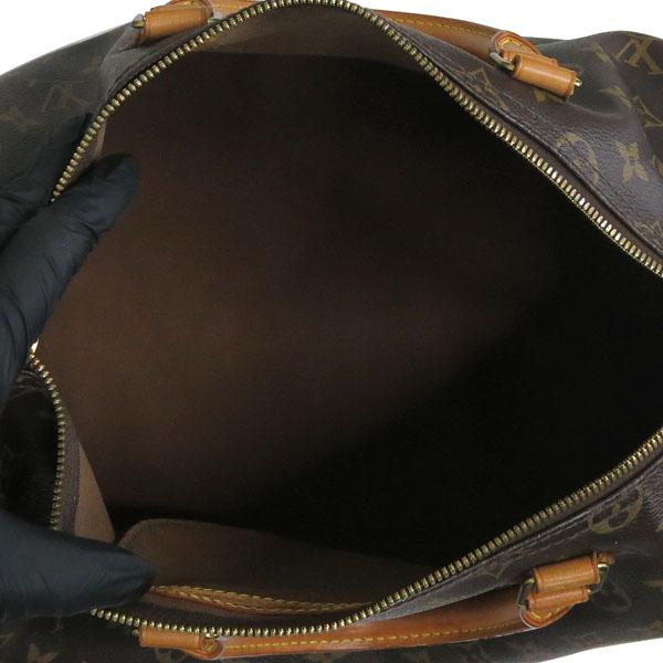 Louis Vuitton(루이비통) M40392 모노그램 캔버스 반둘리에 스피디 35 토트백+숄더스트랩 2WAY [동대문점] 이미지6 - 고이비토 중고명품